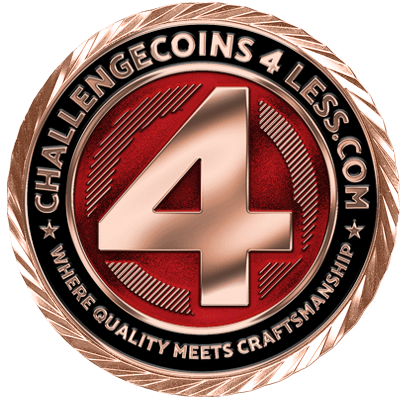 example of a copper challenge coin design