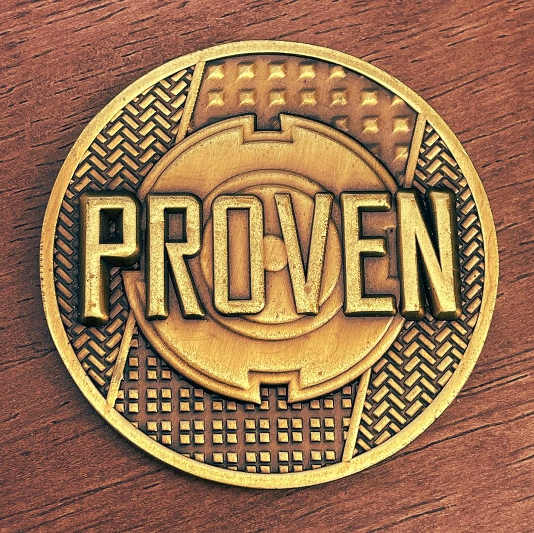 Proven Antique Gold