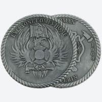 no color coins (die-struck)