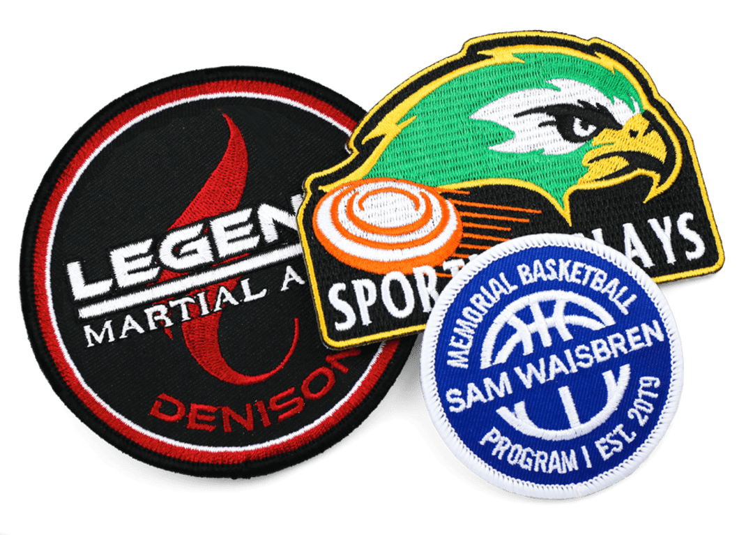 examples of custom patches
